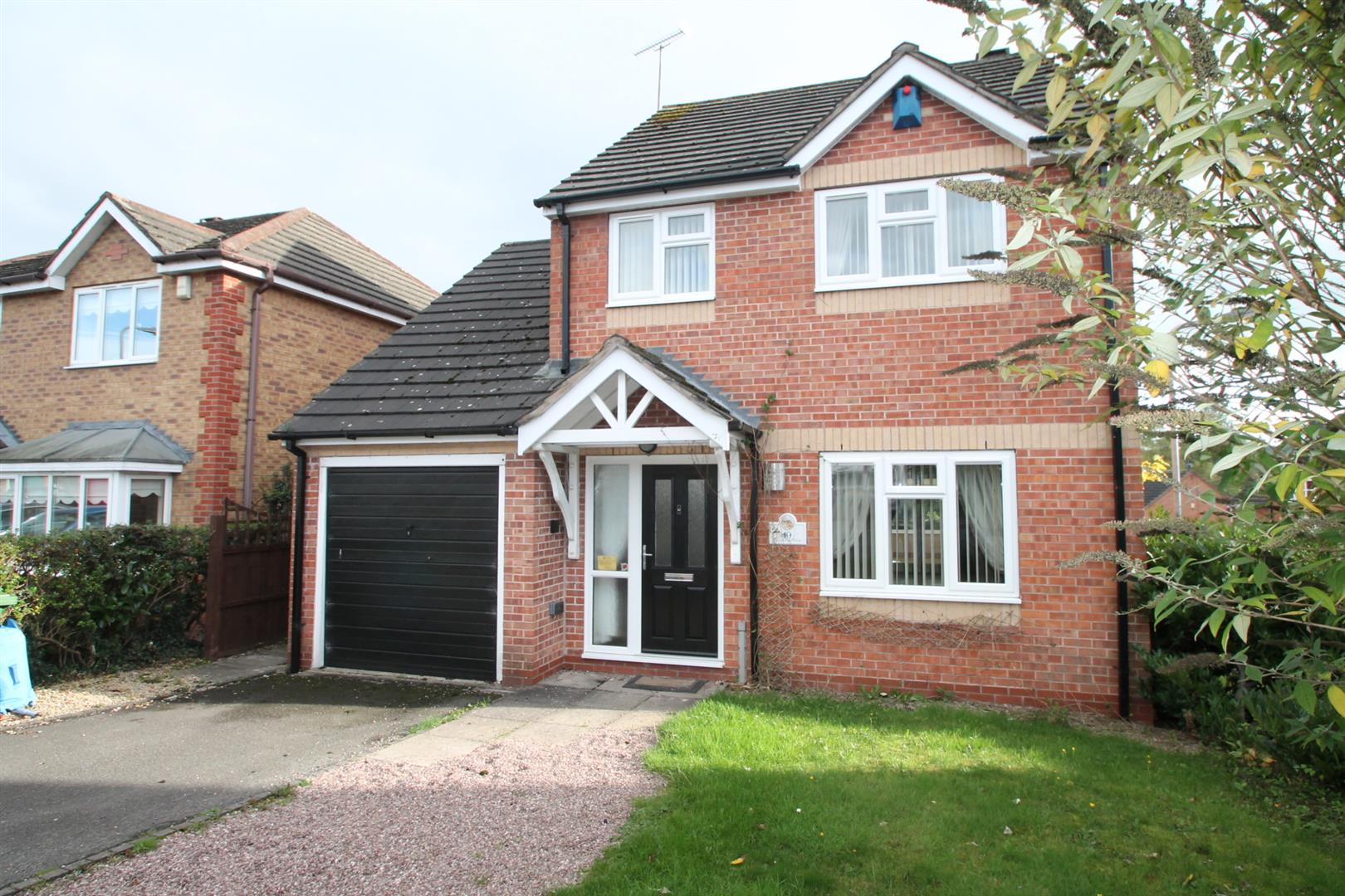 Chase Side Drive, Rugeley